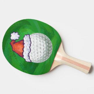 Golfbolljulhattar Pingisracket