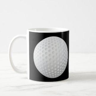 Golfbollmugg Kaffemugg