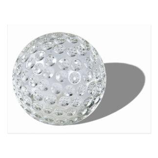 GolfCrystalBall092110 Vykort