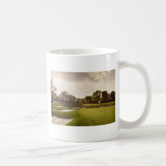 Golfhål Kaffemugg