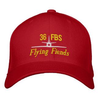 Golfhatt för 36 FBS Broderad Keps