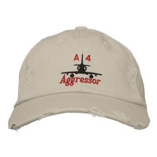 Golfhatt för A-4 Gomer Broderad Keps