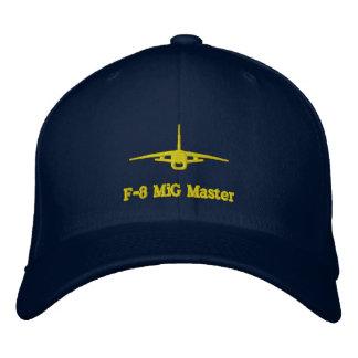 Golfhatten W/Call för korsfararen F-8 undertecknar Kepa