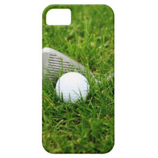 Golfklubb och golfboll iPhone 5 skydd