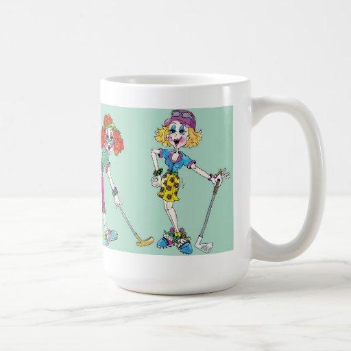 Golfmugg Kaffe Muggar
