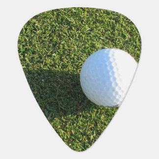Golfspel Plektrum