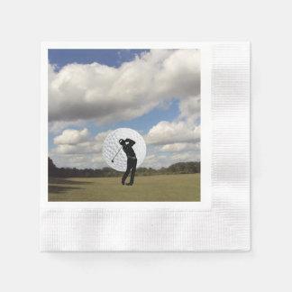 Golfvärld Pappersservett