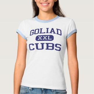 Goliad ungemellanstadium Goliad Texas Tee