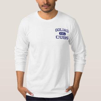 Goliad ungemellanstadium Goliad Texas Tshirts