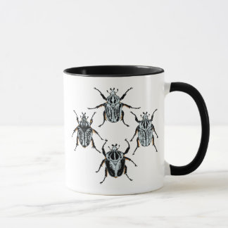 Goliath skalbaggar mugg