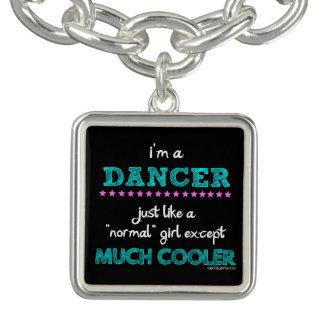 Golly flickor - I-förmiddag en dansare Armband