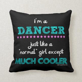 Golly flickor - I-förmiddag en dansare Kudde