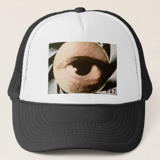 Golv 47, eyestar hatt truckerkeps