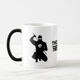 Gömd Ninja mugg