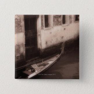 Gondol i den Venedig italien Standard Kanpp Fyrkantig 5.1 Cm