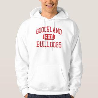 Goochland - bulldoggar - kick - Goochland Virginia Sweatshirt