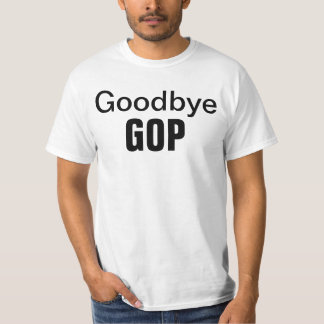 Goodbye GOP T-shirt