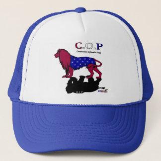 GOP är död Truckerkeps