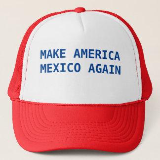 Gör Amerika Mexico igen Truckerkeps