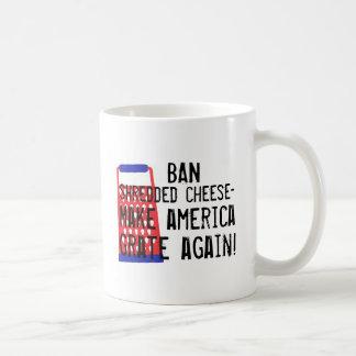 Gör Amerika osttrumf för spisgallret igen den Kaffemugg