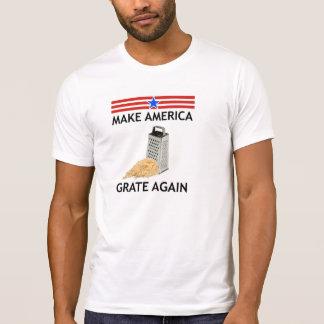Gör Amerika spisgallret igen! Tee