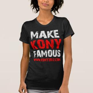 Gör den Kony berömden - Kony 2012 Tröja