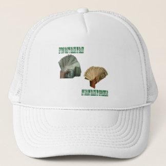Gör det att regna & strila hatten truckerkeps