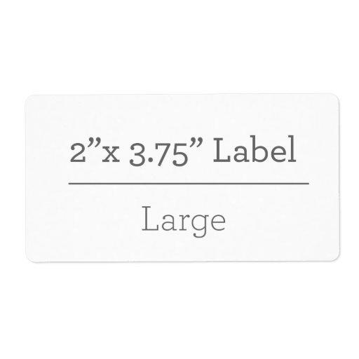 Frakt Etiketter