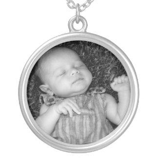 Gör din egna personlig för DIY-babyfotoet Anpassningsbara Smycken