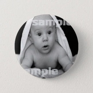 Gör din egna personliganpassningsbar standard knapp rund 5.7 cm