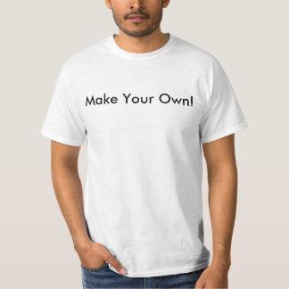 Gör din egna T-tröja Tshirts