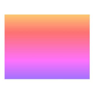 GÖR DIN EGNA VYKORT den pastellfärgade