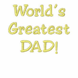Gör dina egna kalla skjortor för fars dagPoloGolf! Pikétröjor