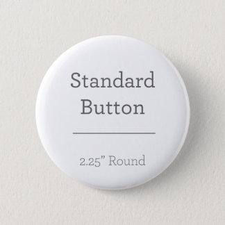 Gör ditt eget att knäppas standard knapp rund 5.7 cm