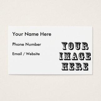 Gör ditt eget visitkort