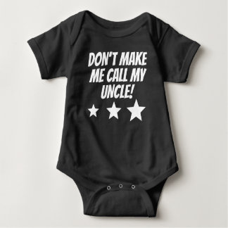 Gör inte mig appellen min Uncle Tee Shirts
