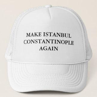 Gör Istanbul Constantinople igen Keps