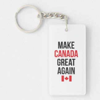 Gör Kanada den underbara igen kanadensare först