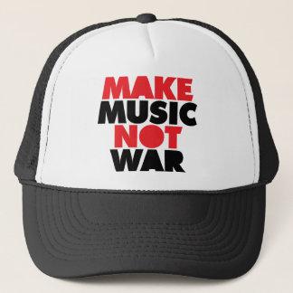 Gör krig för musik inte keps