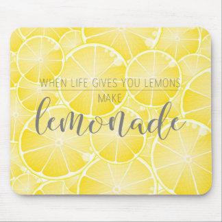 Gör Lemonade Musmatta