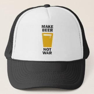 Gör öl, inte krig keps