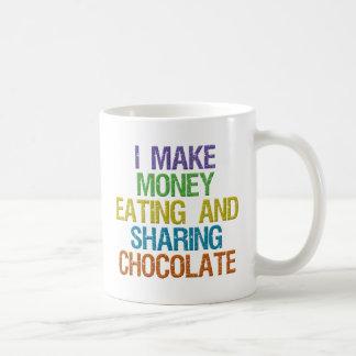 Gör pengar kaffemugg