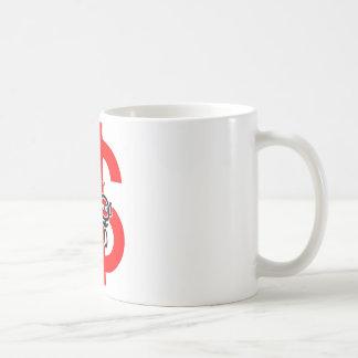 gör pengar on-line kaffemugg