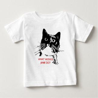 Gör t-skjortan, vad skulle Junie Tee Shirt