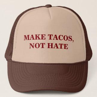 Gör tacosen, inte hat keps
