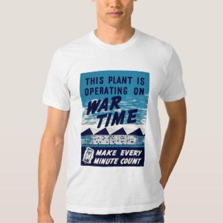 Gör varje minimal räkningsT-tröja T-shirt