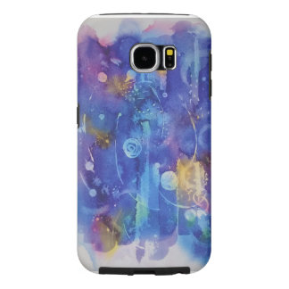 Göra mellanslag dem galaxen S6 Galaxy S5 Fodral