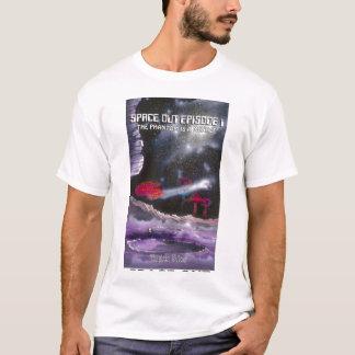 Göra mellanslag ut, för UTRYMME FANTOMEN för Tee Shirt