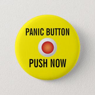 Göra panikslagen knäppas Push nu Standard Knapp Rund 5.7 Cm