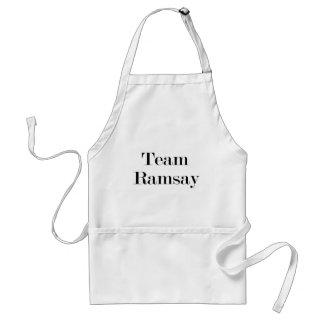 Gordon Ramsay, mat kanaliserar kock Förkläde